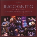Incognito - Live In London-the 30th Anniversary Concert (CD1) '2010