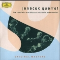 Janacek Quartet - The Complete Recordings On DG (CD4) '1958