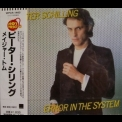 Peter Schilling - Error In The System (1997 Japanese Edition) '1983