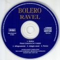 Maurice Ravel - Bolero - Piano Concerto In G Major '1988