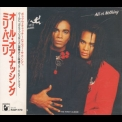 Milli Vanilli - All Or Nothing (Japanese Editon) '1989