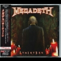 Megadeth - Th1rt3en (WPCR 14211) '2011