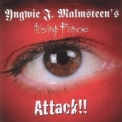 Yngwie Malmsteen - Attack!! (Japan Edition) '2002