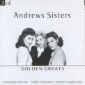 Andrews Sisters, The - Golden Greats (CD3) '2001
