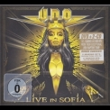 U.D.O. - Live In Sofia (CD1) '2012