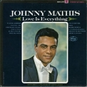 Johnny Mathis - Love Is Everything (1965) & Broadway (1964) (2CD) '2012