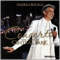 Andrea Bocelli - Concerto - One Night In Central Park (japanese Edition) '2011