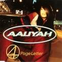Aaliyah - 4 Page Letter '1997