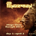 Pendragon  - Mega Daze Europe 2011 - Zoetermeer (CD2) '2011