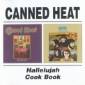 Canned Heat - Hallelujah And Cook Book (2CD) '2003