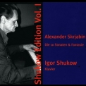 Shukow, Igor - Scriabin, 10 Piano Sonatas & Fantasy (CD3) '1999