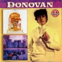 Donovan - Mellow Yellow /Wear Your Love Like Heavan '2000