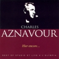 Charles Aznavour - Hier Encore... Cd1 Best Of Studio '2006