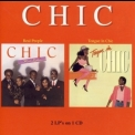 Chic - Real People / Tongue In Chic '1980