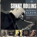 Sonny Rollins - Org. Album Classics (boxset), Cd.2 Of 5 (our Man In Jazz) '2007