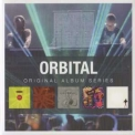 Orbital - Original Album Series Cd5: The Middle Of Nowhere '2011