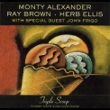 Monty Alexander - Triple Scoop (2CD) '2002