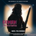 Basil Poledouris - Conan The Destroyer [re-recording] (2CD) '2011