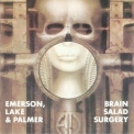 Emerson, Lake & Palmer - Brain Salad Surgery (deluxe Edition 3CD) '2008