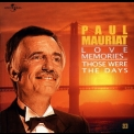 Paul Mauriat - Love Memories (2CD) '2002