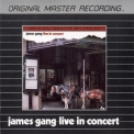 James Gang, The - Live In Concert (MFSL) '1971
