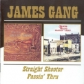 James Gang, The - Straight Shooter/ Passin' Thru '1972