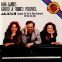 Bob James - Bach Concertos For 2 & 3 Keyboards '1989